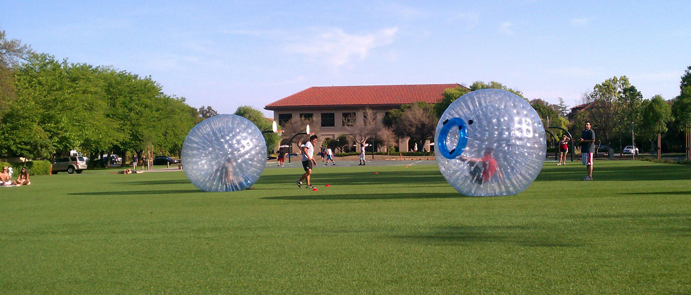 Zorb & human hamster ball Rentals